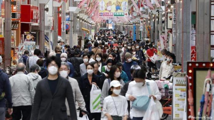 Tokioda koronavirusa yoluxanların sayı artır