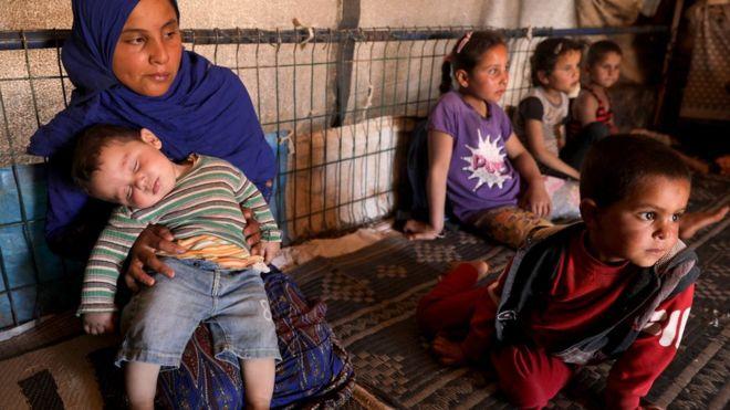 الحرب في سوريا: فيتو روسي صيني يمنع تمديد اتفاق توصيل المساعدات الإنسانية