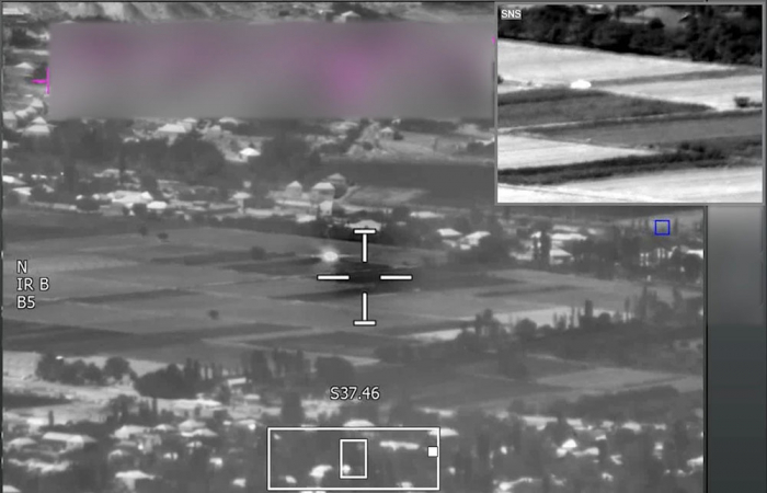 Another firing position of the enemy was destroyed -  VIDEO