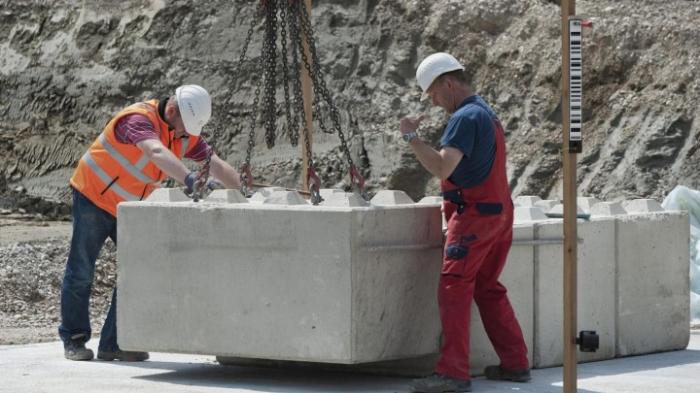 Baubranche steigert Umsätze