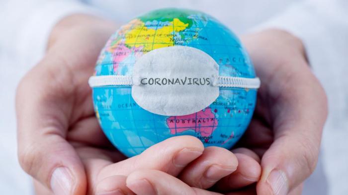 Dünyada koronavirusa yoluxanların sayı  -