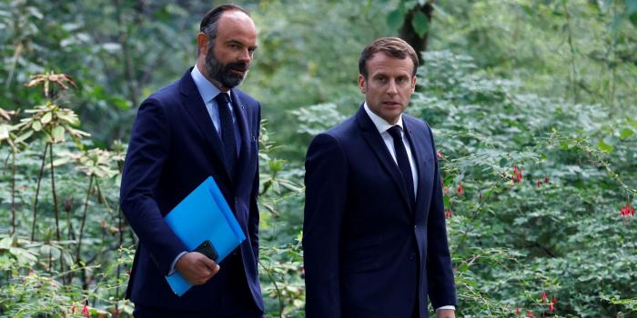France:  Démission du gouvernement d