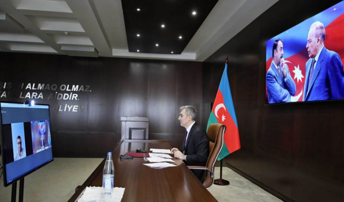 State Migration Service held a video reception of citizens