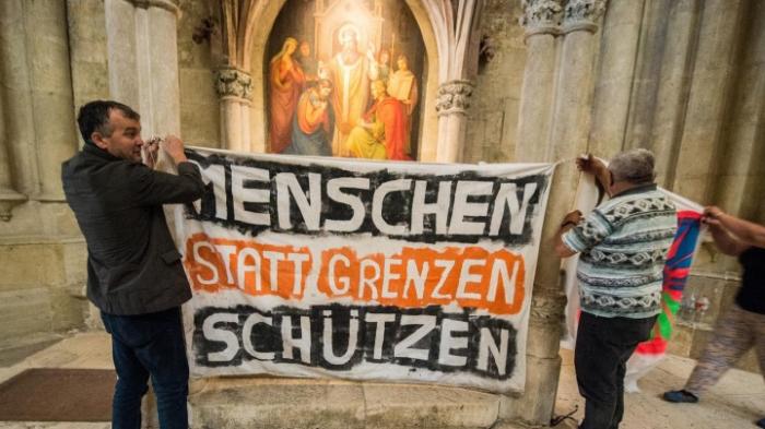 Weniger Fälle von Kirchenasyl – Bundesinnenministerium begrüßt Rückgang