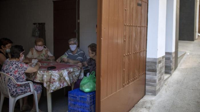 Spanische Großstadt wegen steigender Coronavirus-Infektionen wieder unter Quarantäne