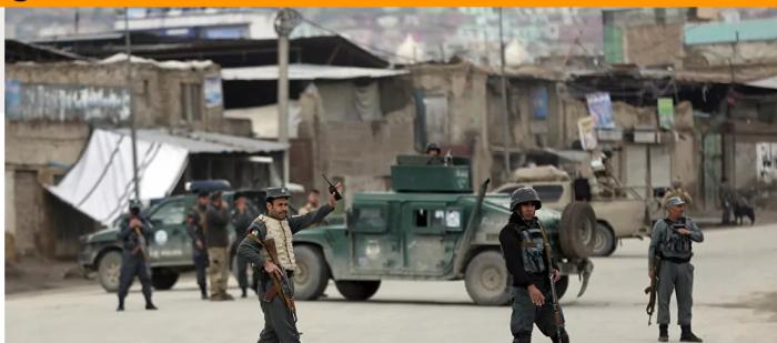 في أفغانستان بقصف مدفعي باكستاني مقتل وإصابة