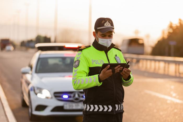 Bakıda polis postları ləğv edilir -    RƏSMİ