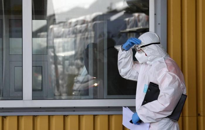 Latviyada cəmi 5 koronavirus xəstəsi müalicə alır