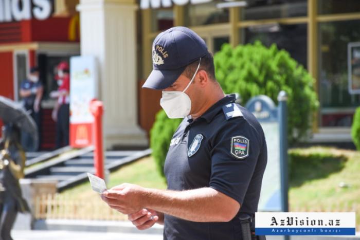 Bakıda koronavirus xəstəsinə cinayət işi açıldı -  FOTO