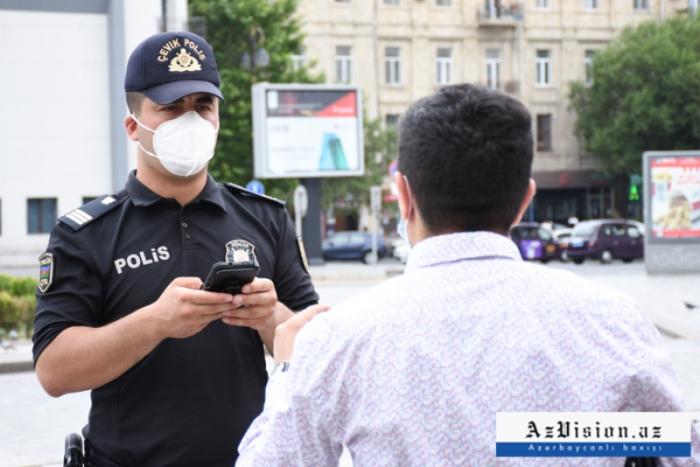 Cəlilabadda karantini pozanlar cəzalandırıldı