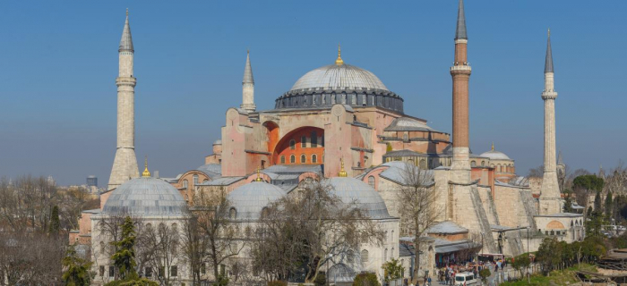 Turkish verdict paving way for Hagia Sophia mosque expected Friday