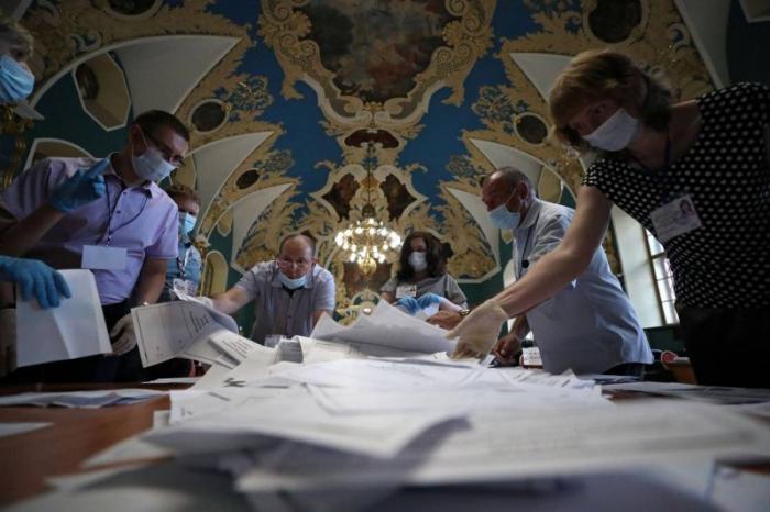 Coronavirus: Plus de 660.000 contaminations en Russie