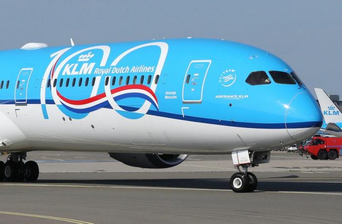 Aérien/KLM: jusqu