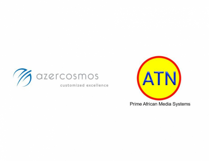 Cooperation agreement signed betweenAzercosmos and Prime African Media Systems
