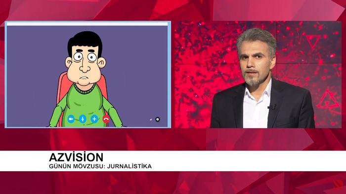 AzVision-7 I    Ultrakrepidarianizm mühitində jurnalistika -    VİDEO