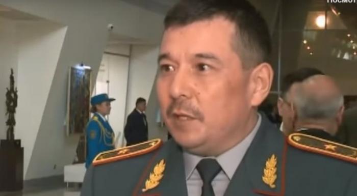 Qazaxıstanda general koronavirusdan öldü