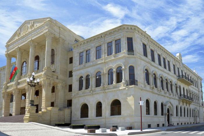 Azerbaijan's Prosecutor General's Office makes statement on Armenia's provocation