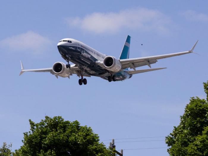 Les vols de certification du Boeing 737 MAX terminés