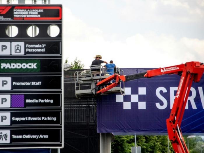"""La F1 inaugure en Autriche ses Grands Prix """"d"""