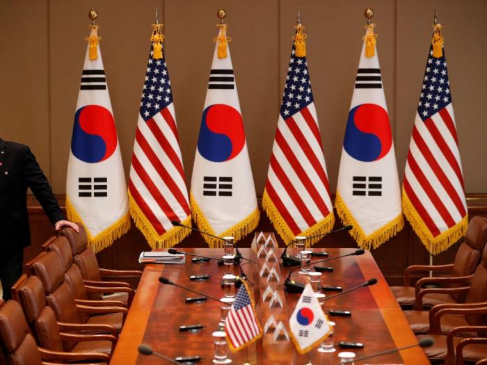 Une délégation US attendue mardi à Séoul pour évoquer la Corée du Nord