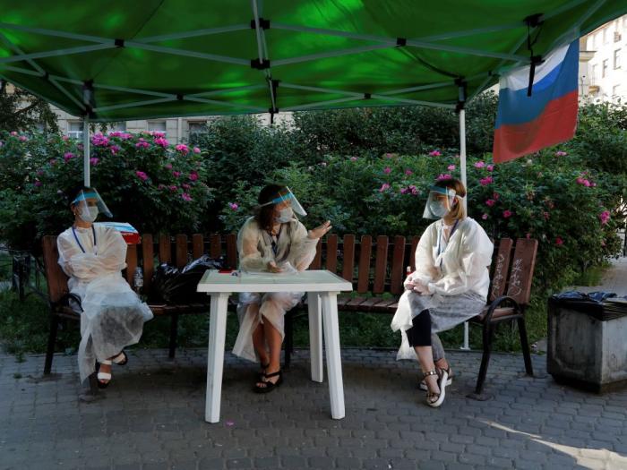 La Russie recense 6.718 nouveaux cas de coronavirus