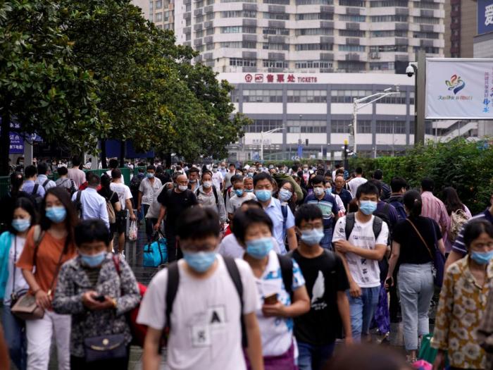 Coronavirus: La Chine fait état de sept nouveaux cas