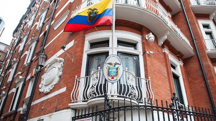 Ekvadorun XİN rəhbəri istefa verdi