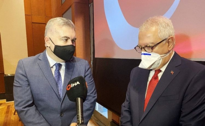 Vaşinqtonda Azərbaycan diplomatlarından Türkiyəyə dəstək