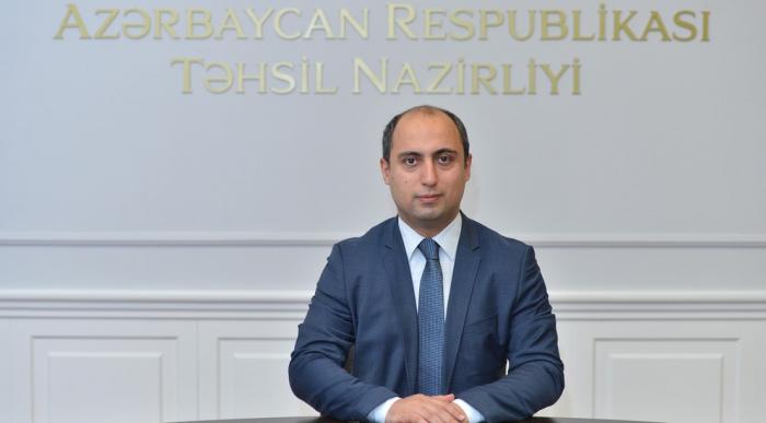 Yeni Təhsil naziri kimdir?