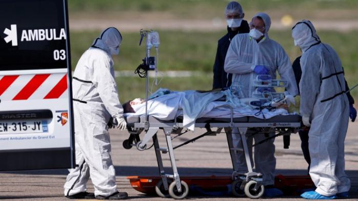 İranda 140 həkim koronavirusdan ölüb