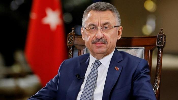 """""""Hər zaman səninləyik Azərbaycan"""" -    Fuat Oktay"""