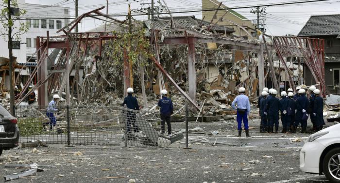 Fukusimada güclü partlayış:  Ölən və yaralılar var