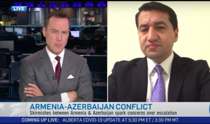 Interview: Azerbaijani official talks about Armenia