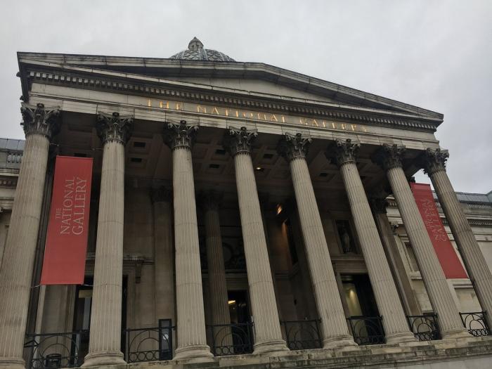 La National Gallery, premier grand musée londonien à se déconfiner