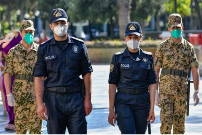 16 şəhər və rayonda sərt karantin rejimi başladı