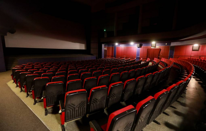 Gələn aydan Moskvada kinoteatrlar açılır