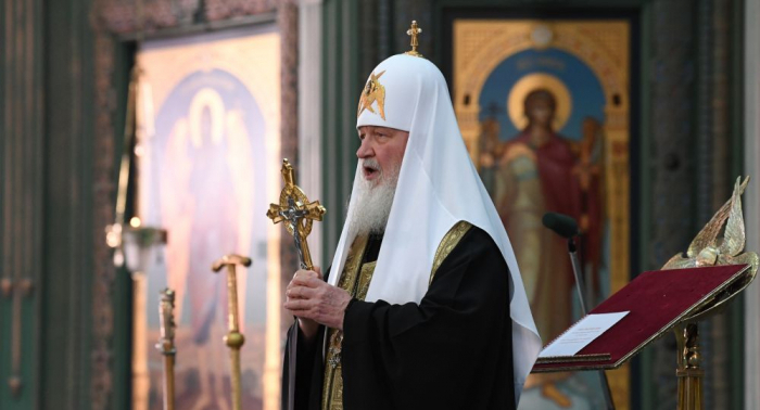 Patriarch Kirill calls Azerbaijan and Armenia to peace