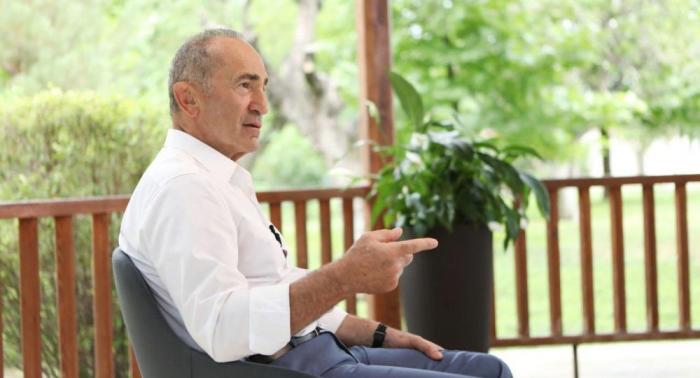 """""""Paşinyan hökuməti səhvlərini etiraf etməlidir"""" -  Koçaryan"""