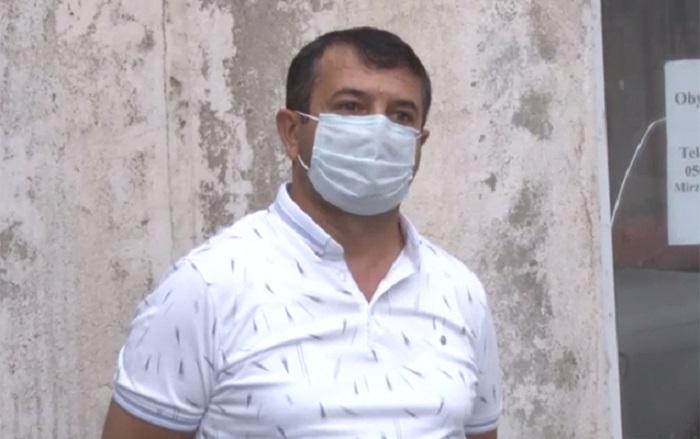 Koronavirus xəstəsi küçəyə çıxıb gəzdi -   Cinayət işi açıldı (VİDEO)