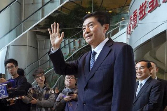 Çin Honkonqa milli təhlükəsizlik müşaviri təyin edib