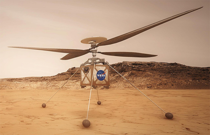 NASA  to launch SUV-sized rover to Mars, here