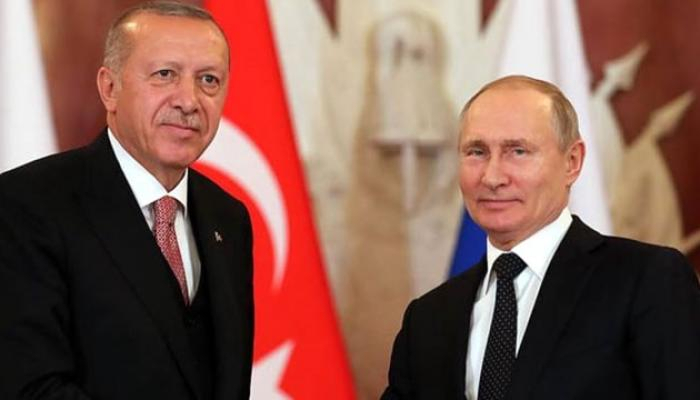 Erdogan bespricht die Tovuz-Kriege mit Putin