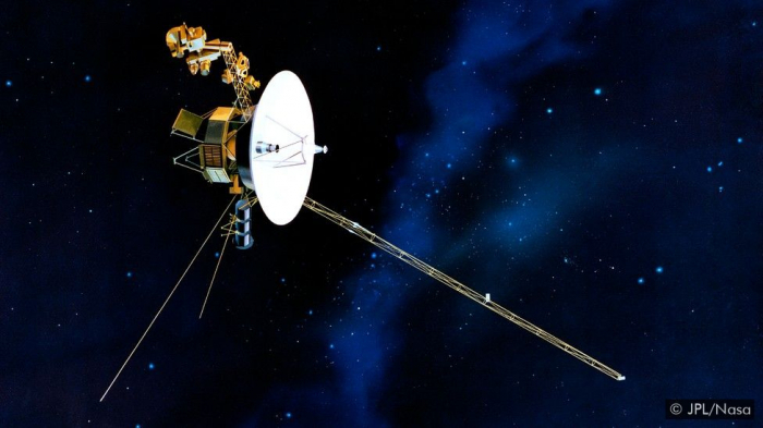 Voyager: Inside the world
