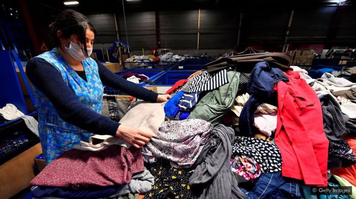 Why clothes are so hard to recycle -   iWONDER