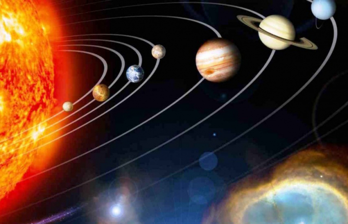 Sabah planetlərin paradı başlayır