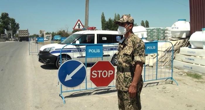 Karantin postlarından 400-ə yaxın maşın geri qaytarıldı