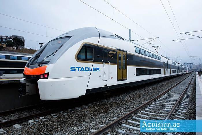Azerbaijan Railways suspend routeson Absheron Circular railway