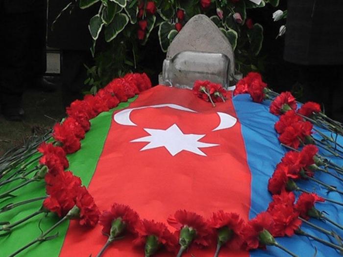 Şəhid Elşad Məmmədov dəfn edildi