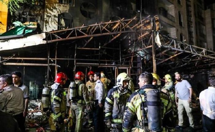 Tehrandakı partlayışda 19 nəfər ölüb,  saxlanılanlar var