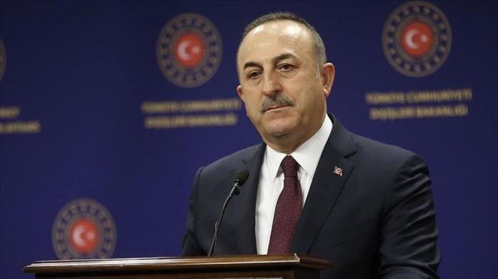 Le ministre turc des Affaires étrangères effectue une visite de travail au Royaume-Uni